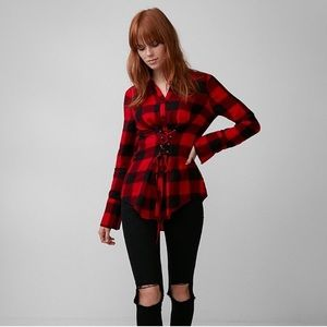 Express Corset Flannel